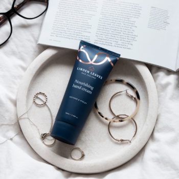 Vetiver & Violet Nourishing Hand Cream