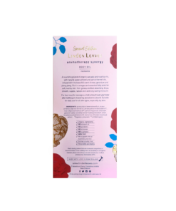 Linden Leaves Aromatherapy Synergy Special Edition Memories Body Oil
