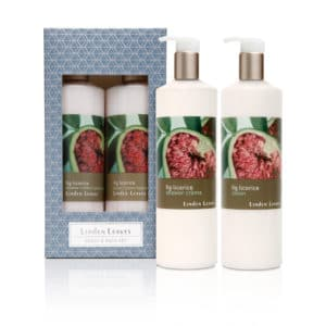 Fig Licorice Beach and Bach Set