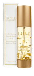 GOMIST_gold toning face and body mist with box