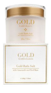 GOSALT_gold bath salt with box