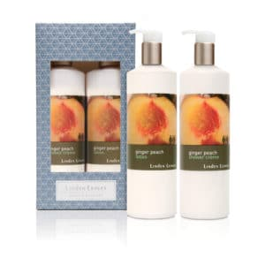 Ginger Peach Beach & Bach Set