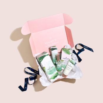 Green Verbena Gift Box