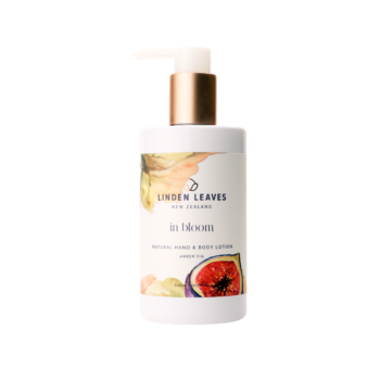 Amber Fig Hand and Body Lotion