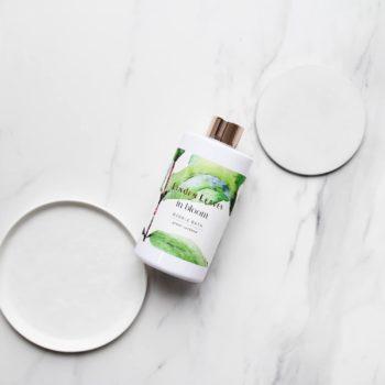 Green Verbena Bubble Bath