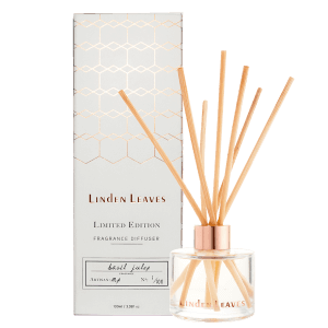 Linden Leaves Limited Edition Basil Julep Fragrance Diffuser