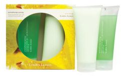 Linden Leaves Aromatherapy Synergy Pick Me Up Shower Gel and Lotion Set ASPUGB RGB