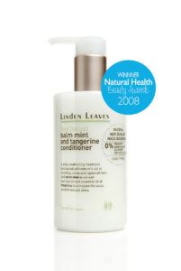 Linden-Leaves_Herbalist_Balm_Mint_And_Tangerine_Conditioner_HBCOND_natural_health_beauty_awards_UK