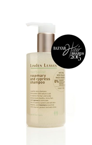 Linden-Leaves_Herbalist_Rosemary_And_Cypress_Shampoo_HBSHAM-RGB_Hapers_bazaar_hair_award