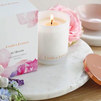 Pink Petal Fragranced Candle