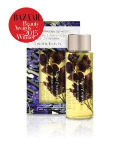 Linden-Leaves_aromatherapy_synergy_absolute_dreams_body_oil_60ml_ASHOAD_Hapers_bazaar_beauty_award