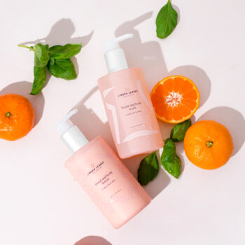 Clementine & Basil Hand & Body Wash + Lotion
