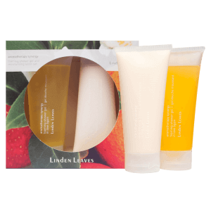Linden Leaves Aromatherapy Synergy In Love Again Shower Gel & Lotion Set