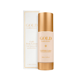 Linden Leaves Gold Body Lotion