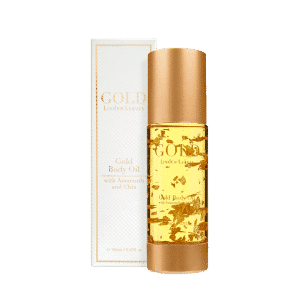 Linden Leaves Gold Body Oil