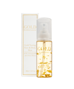 Linden Leaves Gold Mist – 30ml