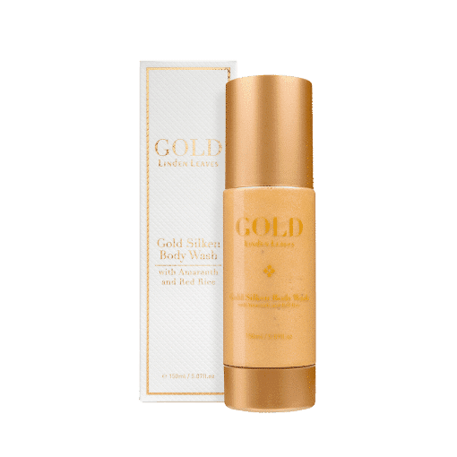 Linden Leaves Gold Silken Body Wash