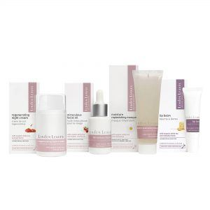 Linden Leaves Moisture Boost Skincare Set