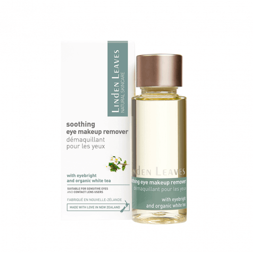 Linden Leaves Natural Skincare Soothing Eye Makeup Remover