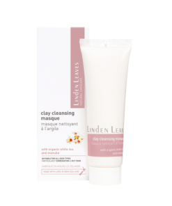 Linden Leaves Natural Skincare Clay Cleansing Masque