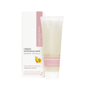 Linden Leaves Natural Skincare Radiant Exfoliating Wash