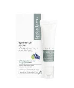 Linden Leaves Natural Skincare Eye Rescue Serum