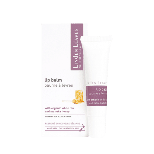 Linden Leaves Natural Skincare Lip Balm