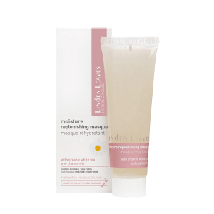 Linden Leaves Natural Skincare Moisture Replenishing Masque